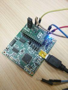 Accelerometer LIS2DS12