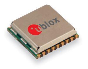 modul GPS u-blox GNSS